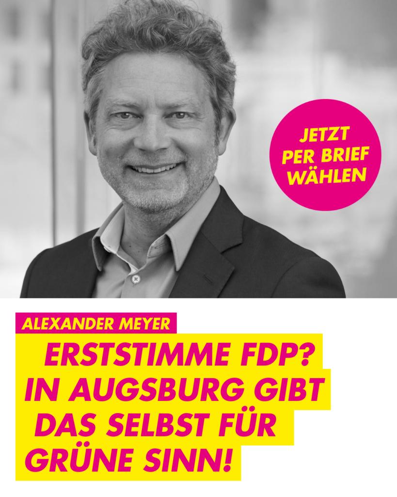 XXL-Bundestag verhindern – Erststimme FDP!